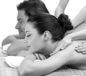 couple massage