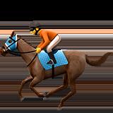 jockey emoji